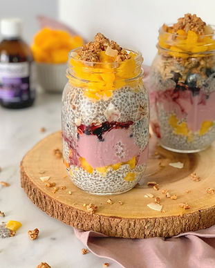 Best Chia Seed Parfait Recipe