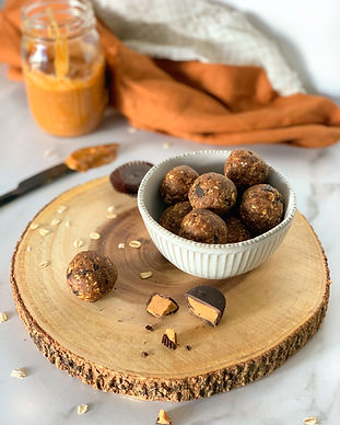No-Bake Peanut Butter Cookie Dough Bites Recipe