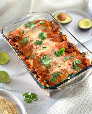 Best Plant-Powered Enchiladas Recipe