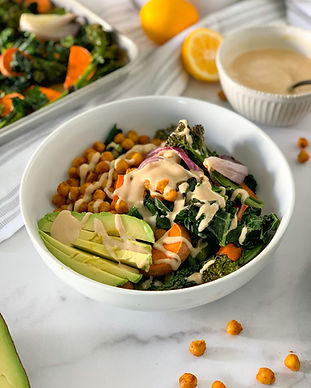 Amazing Buddha Bowl Recipe