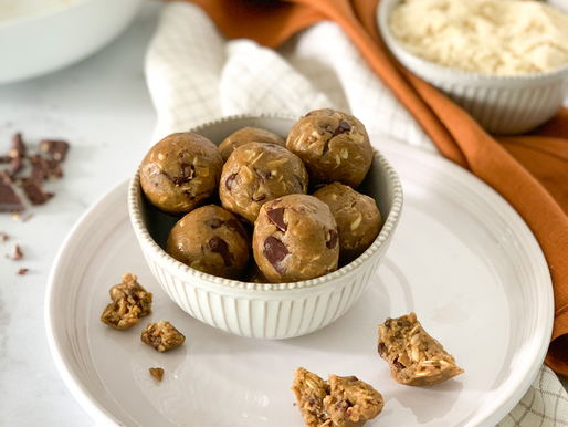 20+ Vegan Protein-Rich Snacks For The Office