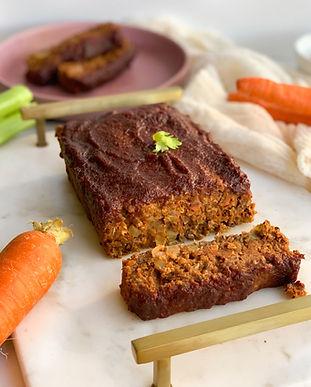 Ultimate Vegan Lentil Loaf Recipe