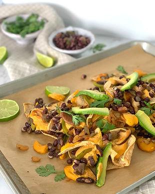 Oil-free Vegan Nachos Recipe