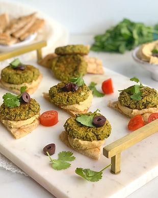 Healthy Homemade Falafel Recipe