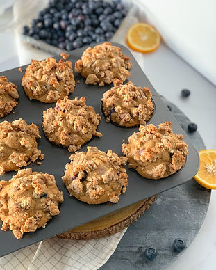 Vegan Coffee Cake Muffins Recipe