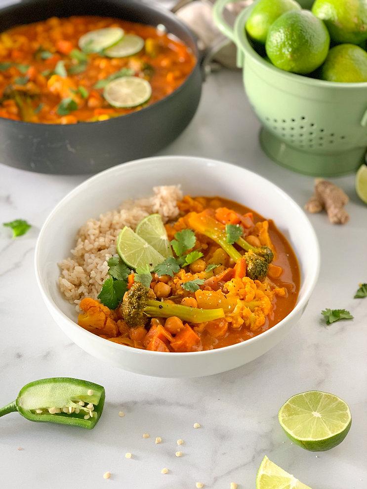 healthy vegan recipe