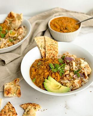 Creamy Vegan Lentil Dal Recipe