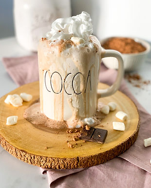 Healthy Vegan Hot Chocolate Recipe