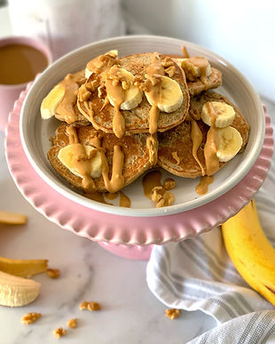 Easy Vegan Banana Pancakes Recipe