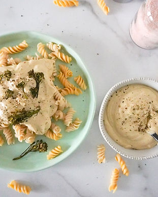 30-Minute Cheesy Vegan Alfredo Recipe