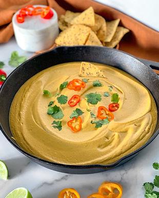 Creamy Vegan Nacho Cheese Recipe