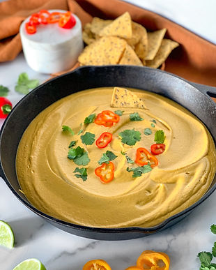 Easy Creamy Vegan Nacho Cheese Sauce Recipe