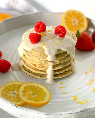 How To Make Lemon Poppy Seed Pancakes Recipe