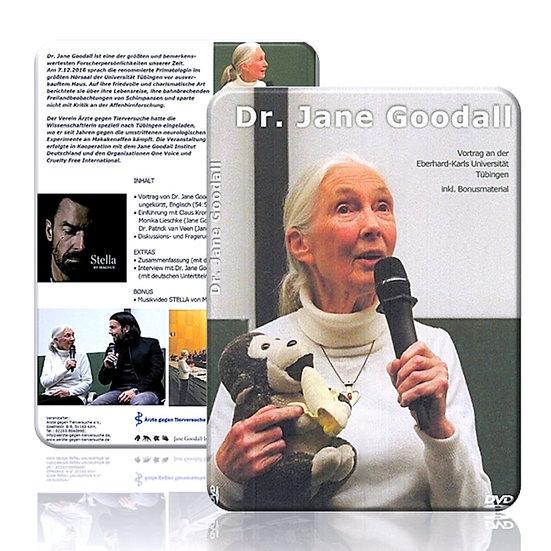 DVD Dr. Jane Godall