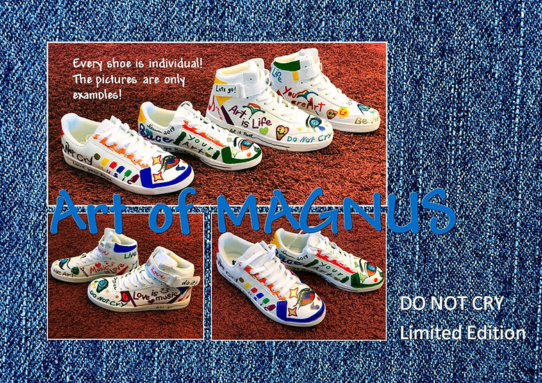 MAGNUS SNEAKERS LIMITED EDITION WOMEN
