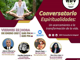 Conversatorio Espiritualidades