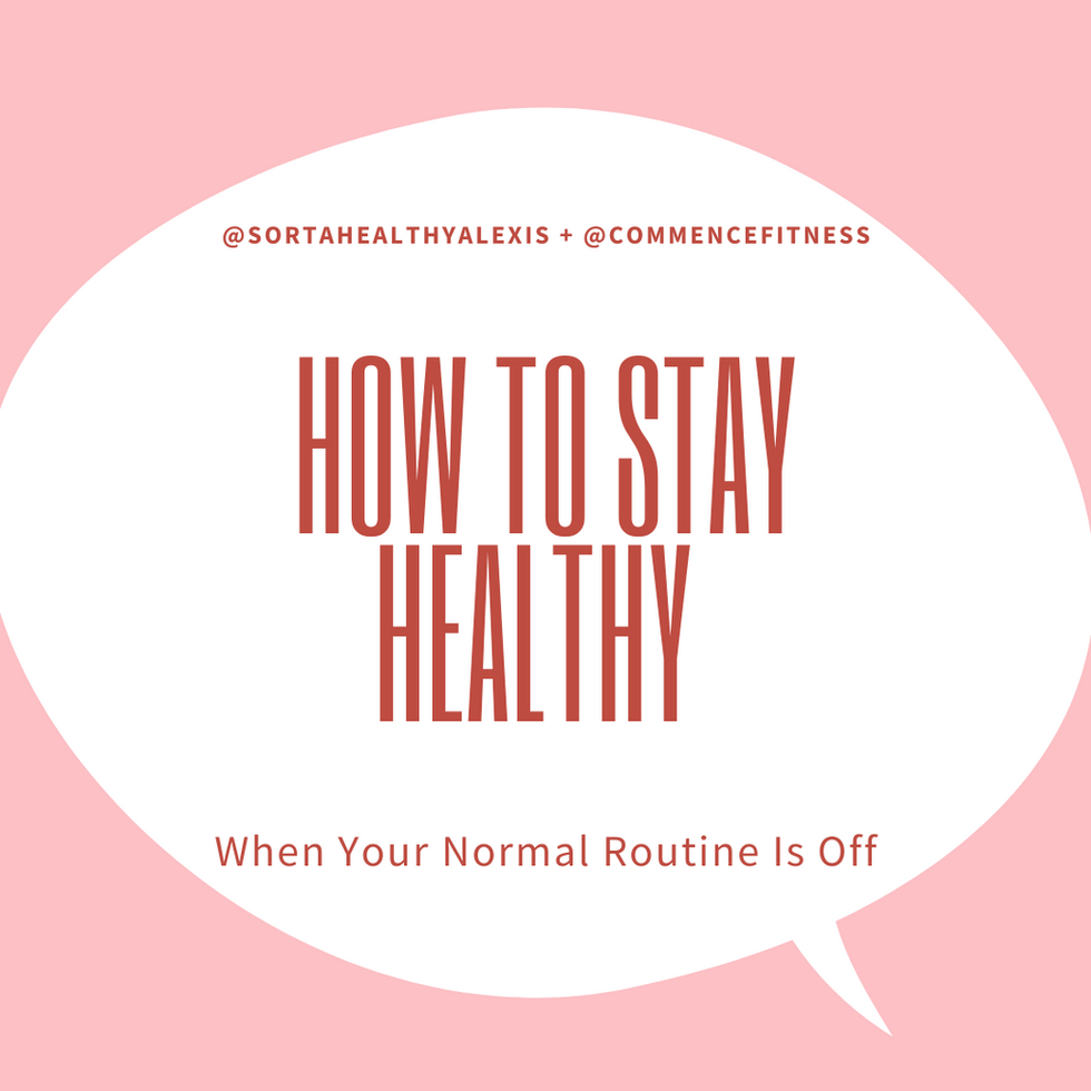 How To Stay Healthy During Quarantine