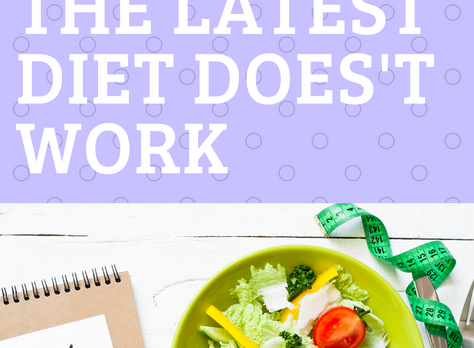 The 5 Reasons the Latest Diet Doesn't Work