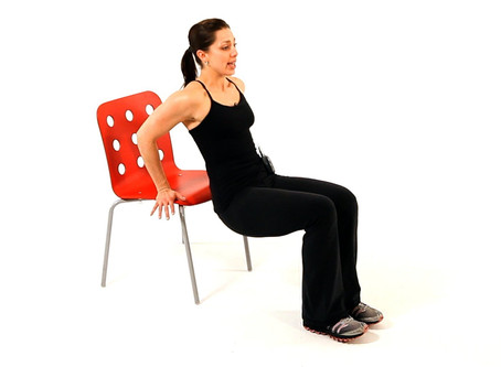 Five Exercises You Can Do Almost Anywhere