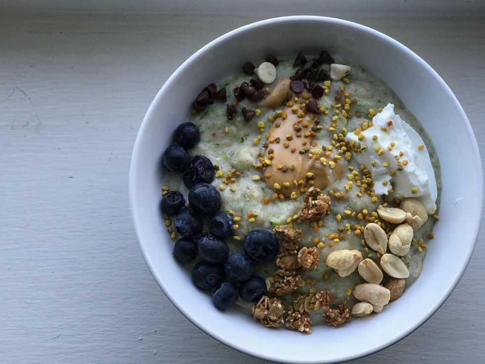 Upgrade Your Breakfast Bowl