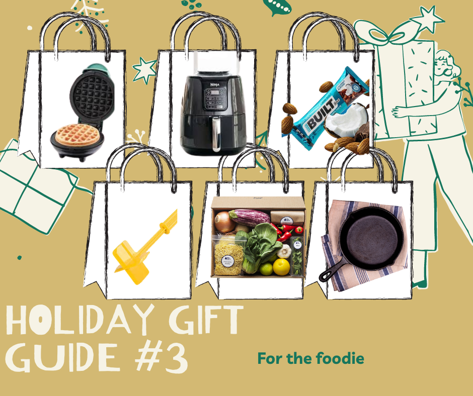 Holiday Gift Guide # 3