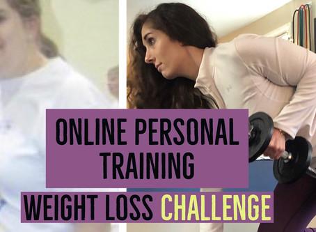 Weight Loss Challenge Beginning April 2