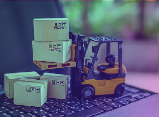 Impulsione a agilidade da logística com processos mais ágeis e custos reduzidos