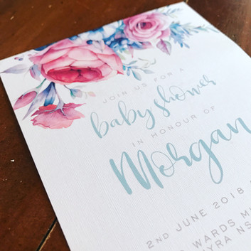 INVITES AND STATIONERY