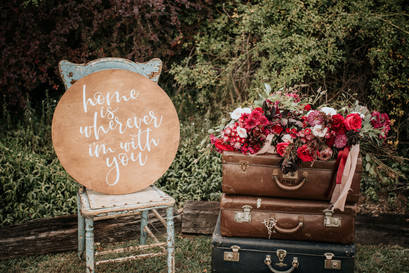 BEAUTIFUL SIGNS FOR YOUR BIG DAY