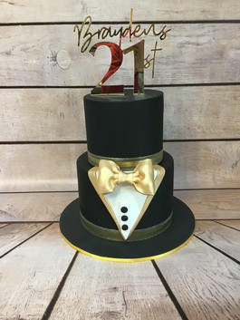 CAKE TOPPERS FOR A SPECIAL OCCASION