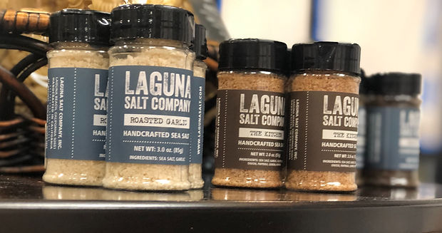 Laguna Salt, Local Made in LA