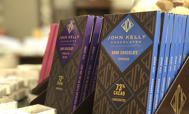 John Kelly Chocolates, Local LA Artisan, Msall Batch Chocolate LA