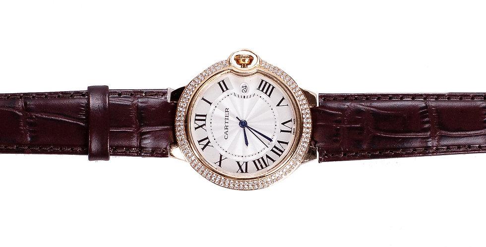 Ballon Bleu De Cartier Diamond Watch