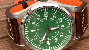 "How to build a Green Flieger Classic Type B ""Aachen"""