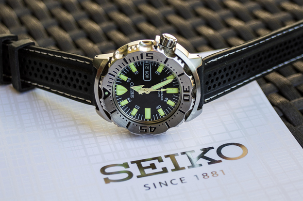Seiko Automatic Dive Watch