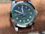 Watch build inspired by the Rolex Explorer - the watch they could have made?!
