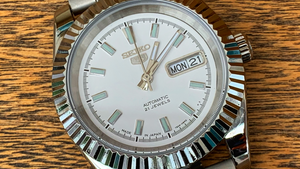 How to build a Rolex Datejust inspired watch on a budget