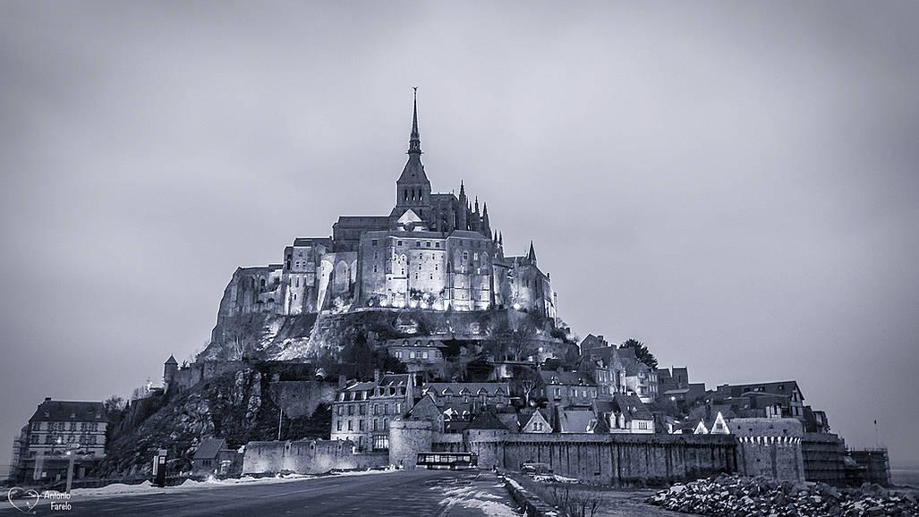 Mont Saint-Michel, France