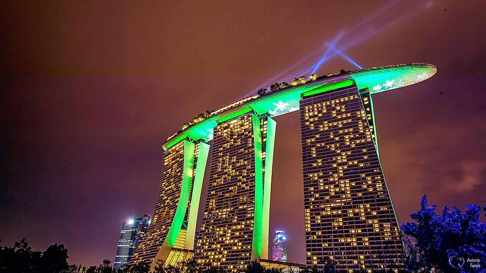 Marina Sands, Singapore