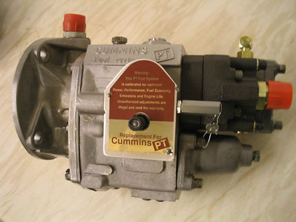 CUMMINS FUEL PUMP
