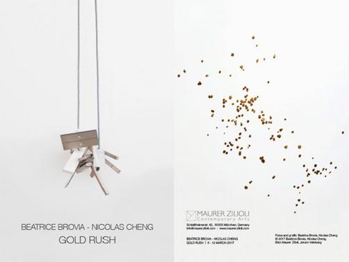 Gold Rush publication, introduction text from Jorunn Veiteberg; 2017