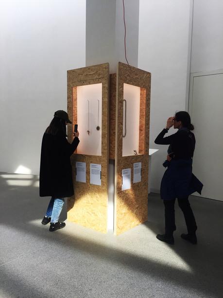 Schmuckismus (2019), curated by Karen Pontoppidan; Pinakothek der Moderne, Munich
