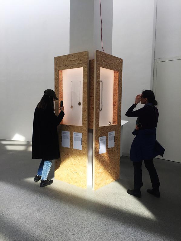 Schmuckism, curated by Karen Pontoppidan, Pinakothek der Moderne, Munich; 2019