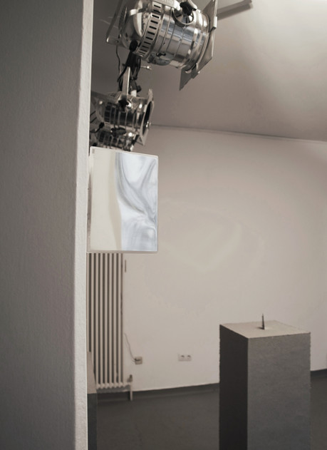 Kino - exhibition view; at Galli Theater, Munich; 2014