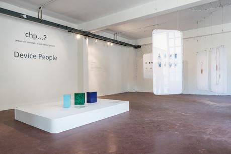 Chp jewelry - Device People (2018); ALCOVA - Milan