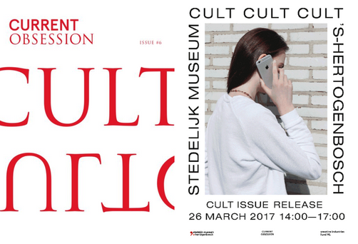 Gold Rush, CURRENT OBSESSION #6 CULT issue; 2017