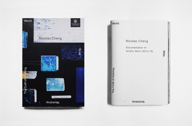 World Wide Workshop: The Craft of Noticing (2019) - 227 p. and Documentation of Artistic Work (2019) - 120 p.