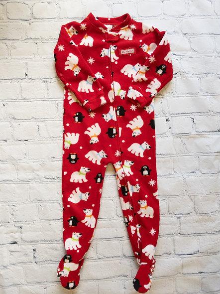Pijama en polar 3T