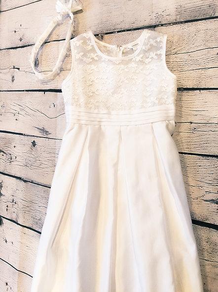 Mignonne petite robe pour événement taille 10 ans