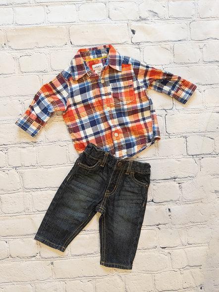 Jeans Carter's 3 mois